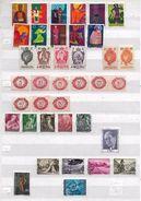 Liechtenstein  - Assortment Of Stamps, - Liechtenstein