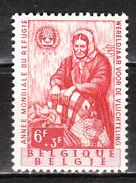 1130**  Année Mondiale Du Réfugié - Bonne Valeur - MNH** - Vendu à 10% Du COB!!!! - Belgium