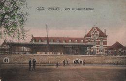 17/7 Couillet Centre Charleroi  Hainaut Gare Station Reproduction - Charleroi