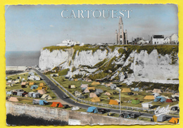 CPSM 76 DIEPPE LE CAMPING Superbe Animation - Dieppe