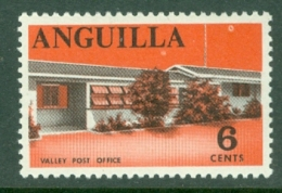 Anguilla: 1967/68   Pictorial    SG22    6c    MNH - Anguilla (1968-...)