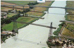 Rochefort Sur Mer Le Pont Transbordeur De Martrou - Rochefort
