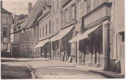 Cpa 58- Decize- La Grande Rue (circulé En 1914) - Decize