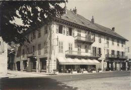 """CPSM FRANCE 73 """"Montmélian, L'hôtel Georges"""" - Montmelian"""