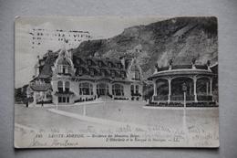 SAINTE-ADRESSE (SEINE-MARITIME), Résidence Des Ministres Belges, L'Hôtellerie Et Le Kiosque à Musique - Sainte Adresse