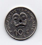 Polinesia Francese - 1991 - 10  Franchi - Vedi Foto - (MW255) - Polinesia Francese