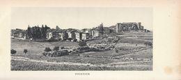 1941 - Héliogravure - Tourtour (Var) - Vue Générale - FRANCO DE PORT - Vieux Papiers
