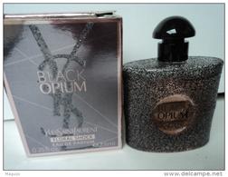 """YVES SAINT LAURENT"""" BLACK OPIUM"""" FLORAL SHOCK  MINI EDP  7,5 ML LIRE ET VOIR !! - Miniatures Modernes (à Partir De 1961)"""