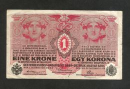 OESTERREICHISH-UNGARISCHE BANK (HUNGARY) - KORONA (1916) - Ungheria