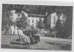 1924, Bad Alvaneu - GR Grisons