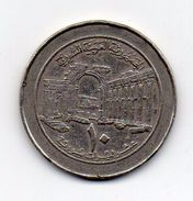 Siria - 1997 - 10 Pounds - Vedi Foto - (MW263) - Siria