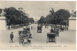 CPA - PARIS - AVENUE DES CHAMPS ELYSEES ... - Edition A.P. / N° 30 - District 08