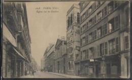 CPA - PARIS - EGLISE RUE CHAILLOT - Edition E.L.D. - Arrondissement: 16