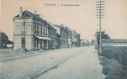 CPA:TROISDORF ALLEMAGNE FRANKFURTERSTRASSE..ÉCRITE - Troisdorf