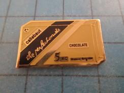 Pin615e Pin's Pins / ALIMENTATION : 5 KILOS DE CHOCOLAT CALLEBAUT  ; Pas Commun Et De Belle Qualité ! - Lebensmittel