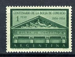 ARCHITECTURE - 1952 - ARGENTINA - Mi. Nr.  617 -  LH - (CW2427.48) - Nuovi