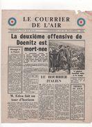 Le Courrier De L' Air La 2ème Offensive De DOENITZ Est Mort-née  16 Décembre 1943 - 1939-45