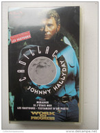 Cassette Vidéo VHS - JOHNNY HALLYDAY - Cadillac - - Concert & Music