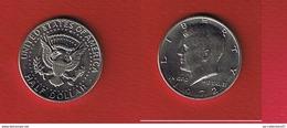 USA  --   1/2 Dollar 1972  --  Km # 202 B --  état SPL - Federal Issues