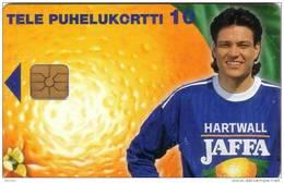 FINLANDE FOOTBALL JAFFA PRIVEE  NEUVE MINT  RARE SUPERBE - Finlande