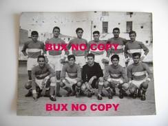 BARI 1951   MACCAGNI  U.S    SIBILLANO  SQUADRA CALCIO  PICCOLA FOTO 9 X 7    FOOTBALL  SOCCER LOTTO MACCAGNI - Deportes