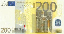 EURO GERMANY 200 X TRICHET E001 A1 UNC - EURO
