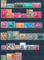 India/Inde/Indien 19471979 31x (Gebr/used/obl/o)(2637) - India