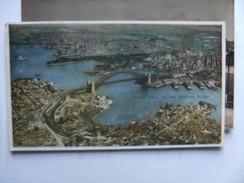 Australië Australia NSW Sydney Aerial View Panorama City - Sydney