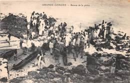 COMORES - H / Retour De Pêche - Beau Cliché Animé - Comores