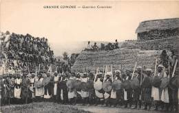 COMORES - H / Guerriers Comoriens - Comoros