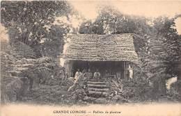 COMORES - H / Paillotte De Planteur - Comoros