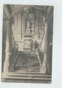 Reims (51) : Les Escaliers De La Mairie Env 1905 (animé) PF. - Reims