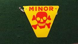 Militaire Panneau Mine  Mines Deminage Nedex Eod Demineur - Equipement