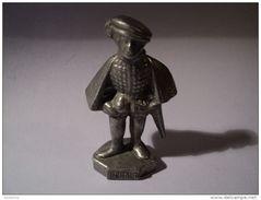 Figurine  Starlux  Editions Atlas - Henri II - Starlux