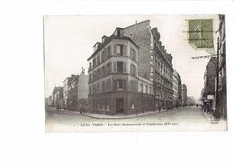 Cpa - 75 - PARIS - 170 Bis F.F. - Les Rues Mademoiselle Et Cambronne - Hotel - - Francia