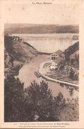 ¤¤  -  235   -  SAINT-AIGNAN  -  Barrage Et Usine Hydro-Electrique De GUERLEDAN   -   ¤¤ - France