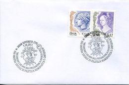 23718 Italia  Special Postmark 2011 Rovereto,500th Anniv. City Of Rovereto,showing The Kaiser Maximilian,emperor Kaiser - Famous People