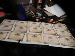 LOT DE 30 ETIQUETTES DE VINS NEUVES.  /COTE D'OR - Collections & Sets
