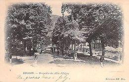 LUCHON - Perspective Allées D' Etigny - Frankreich