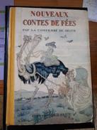 """VINTAGE """"NOUVEAUX CONTES DE FEES PAR LA COMTESSE DE SEGUR"""" (1932) - Books, Magazines, Comics"""