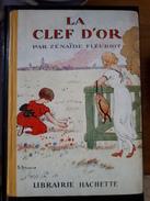"""VINTAGE """"LA CLEF D'OR PAR ZENAÏDE FLEUROT"""" (1933) - Livres, BD, Revues"""