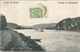 LE BAC DU PRINCE  -  PASSAGE DU GIVET-TOURISTE - Belgien