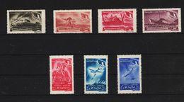 1948 -  Commemoration De La Fraternite D Armes Mi No 1125/1131 Et Yv 1028/1032+P.A. MNH - Ongebruikt
