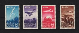 1948 - L Aviation  Mi No 1145/1148 Et Yv No 1054/1057 MNH - Ungebraucht