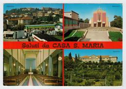 PAGLIARE  (AP)    SALUTI  DA  CASA  S.  MARIA         (NUOVA) - Altre Città