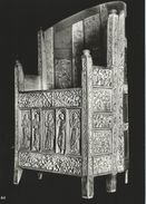 Ravenna - Museo Arcivescovile - Cattedra D`Avorto.  Ivory Cattedra   Italy.  # 06972 - Museum