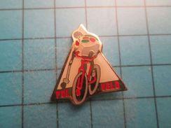 Pin216b Pin's Pins /  Très Rare POLO-VELO SPORIDIO  Marquage Au Dos :  -  -----  - - Cyclisme