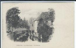 CPA Précurseur - 77 - NEMOURS -  Les Petits Fossés - La Brasserie -   - Davoigneau  - Très Bon état - - Nemours