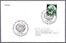 Certamen Avgvstem Academiae Avgvstaea - MONEDA - COIN. Roma Prati, 1993 - Monnaies