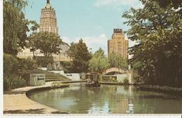 TEXAS  San Antonio River 31A - San Antonio